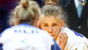 Анастасия Балабан спечели сребро на Европейското по джудо за кадети