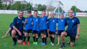 По-малко от месец до края на записванията за Inter Academy Camp Bulgaria 2019