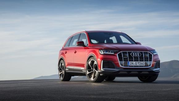 На още по-високо ниво: обновеният Audi Q7