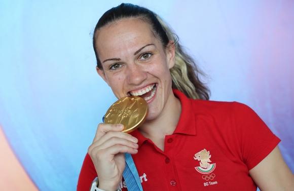 Станимира Петрова: Изключително щастлива съм от златния медал