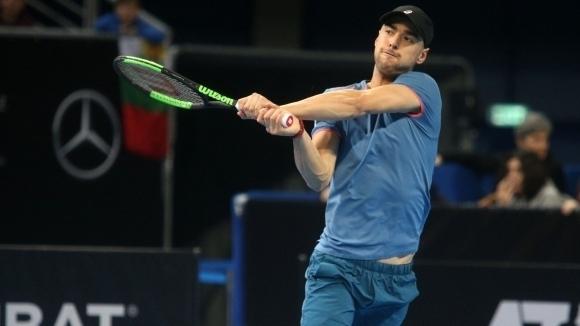 Кузманов отпадна на четвъртфиналите в Кунео