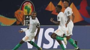 Кот д'Ивоар разгроми Намибия (видео)