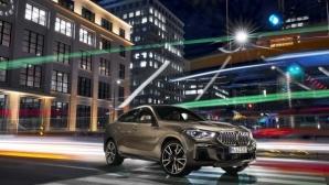 BMW представи третото поколение на X6