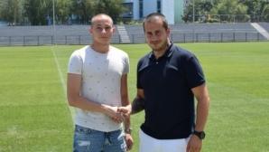 Юноша на Дунав подписа договор с клуба