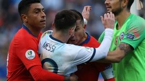 Меси отказа бронза, нападна корупцията във футбола
