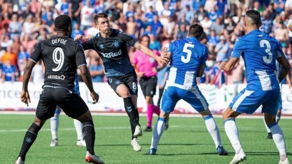 Рейнджърс и Хайдук (Сплит) гледат към следващия кръг на Лига Европа