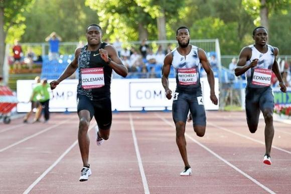 Коулман и Милър-Уибо с победи на 200 метра в Секешфехервар