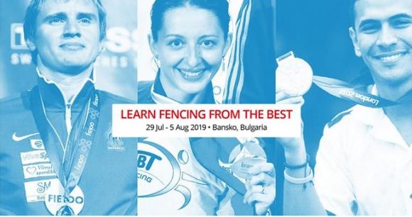 Олимпийски шампиони тренират млади фехтовачи в Банско
