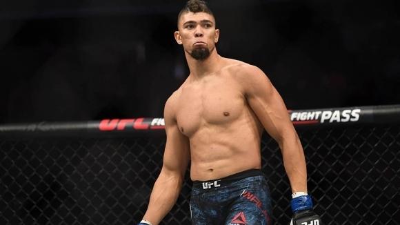 Джони Уокър си е избрал противник за UFC 242