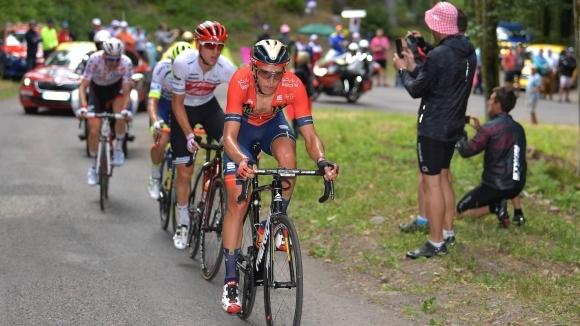"""Дилан Тьонс спечели шестия етап на """"Тур дьо Франс"""""""