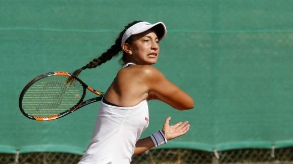 Аршинкова е на четвъртфинал в Сърбия