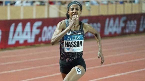 Хасан подобри световния рекорд на една миля