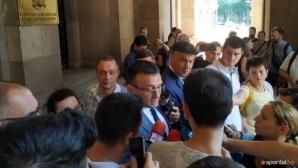 Младен Маринов: Взимаме мерки да няма купуване на мачове, има сигнали и те са оповестявани (видео)
