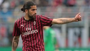 Арсенал се интересува от защитник на Милан