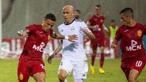 Карабах не допусна гол в Албания, Славчев не игра