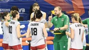 Иван Петков: Отборът има амбицията и волята да показва сериозен волейбол
