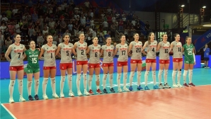 Азербайджан с всички опитни състезателки за контролите срещу България