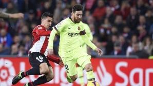 Атлетик Билбао и Барселона откриват сезона в Испания
