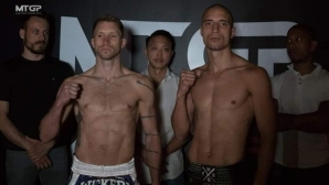 Севдалин Славов премина кантара преди Muay Thai Grand Prix