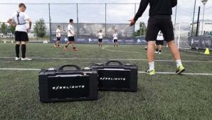 Столична академия инвестира в уникален футболен софтуер