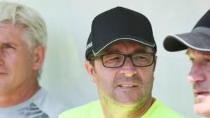 Желко Петрович: Не видях моите играчи да се забавляват