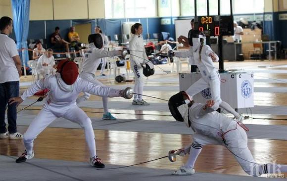 България с пълни отбори на Световните първенства по модерен петобой в София