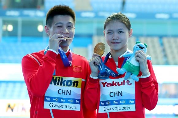 Девето злато за Китай на световното в Корея