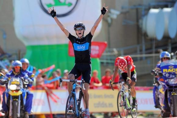 Обявиха Крис Фрум за шампион в Обиколката на Испания за 2011 година