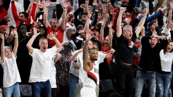 Лилард за победната тройка срещу ОКС: Това беше за Сиатъл
