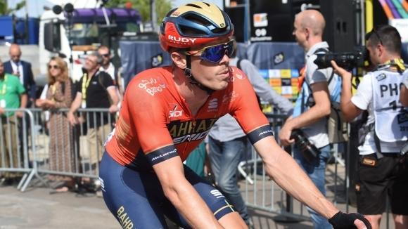 Извадиха световен шампион от Тур дьо Франс