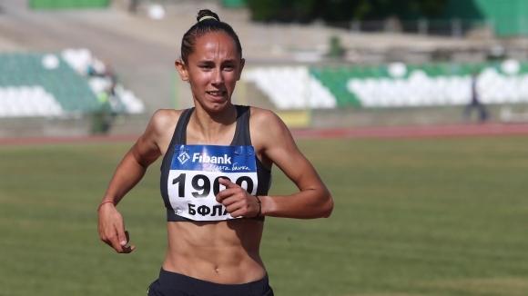 Лиляна Георгиева отпадна още в квалификациите на Европейското до 20 години