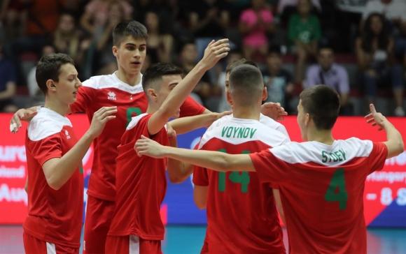 България U17 падна от Франция на Европейското, на полуфинал с Полша (снимки)