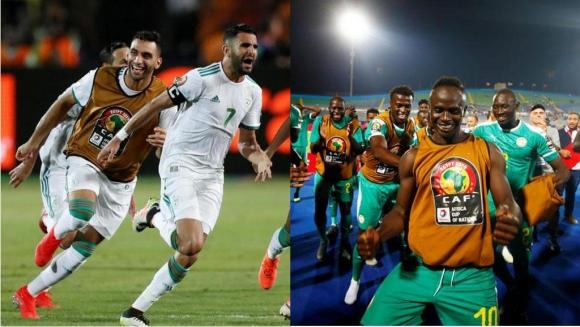 Алжир и Сенегал с шанс за историята