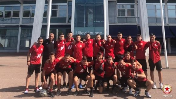 Дисквалифицираха ЦСКА-София в Швеция, клубът съзря заговор