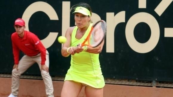 Елица Костова отпадна на четвъртфиналите в Биариц
