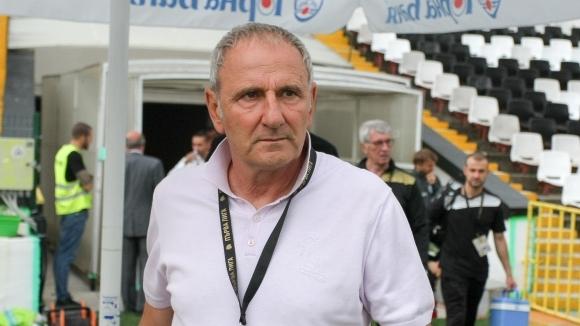 Никола Спасов: Направихме всичко възможно да вземем мача