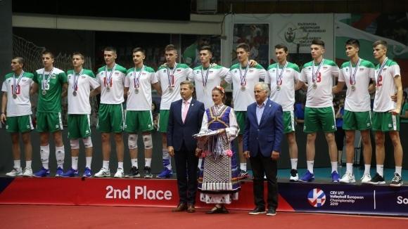 Финалът на Евроволей 2019: България U17 - Франция U17 0:0! Гледайте мача ТУК!!!