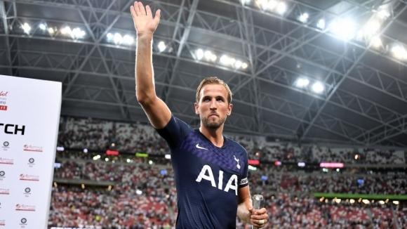 Кейн: Това е един от най-хубавите голове в моята кариера