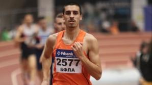 Иво Балабанов остана четвърти на 3000 метра стипълчейз на ЕП по лека атлетика до 23 години в Швеция