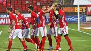 ЦСКА-София постави солидни основи, но има още работа за вършене