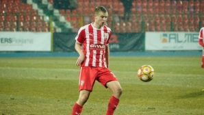 Хърватин пристигна в Ботев (Пловдив)