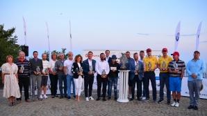 Победители в 11-ото издание на голф турнира BlackSeaRama Vivacom Pro-Am