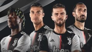 Изненада! Промениха името на Ювентус във FIFA