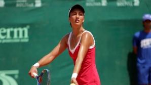 Александрина Найденова започна с успех в Китай