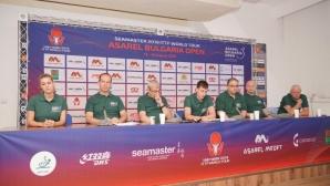 Турнирът по тенис на маса в Панагюрище на нивото на световно първенство