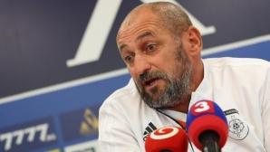 Треньорът на Ружомберок: Навремето бях фен на Левски (видео)