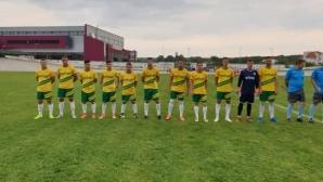 Свиленград с контрола в Казанлък, тимът представи новия екип с успех над Хасково