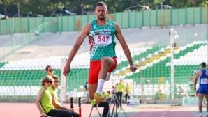 Победа за Момчил Караилиев в Кавала, 2 см не му стигнаха за Доха