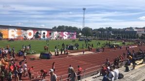 Кристиан Патъров е на полуфинал на 110 метра с препятствия на Европейското