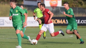 Рома започна контролите с 12:0, Верету подписва днес